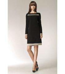 sukienka america s40 czarna