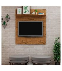 painel para tv até 32 pol patrimar móveis yan 1 prateleira