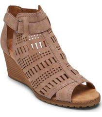 women's lucinda strap shootie wedge women's shoes