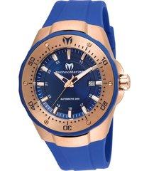 reloj manta  azul technomarine tm-215087 - superbrands