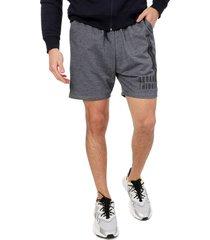 pantaloneta gris-negro colore