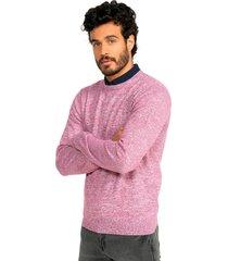 sweater casual burdeo guy laroche