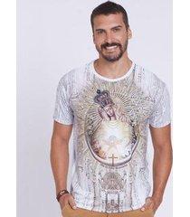 camiseta mãe da divina misericórdia dve4229 ágape masculina - masculino