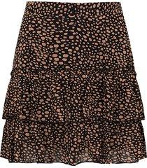 limited cheetah laagjes rok