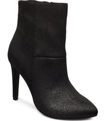 biabernia ankle boot shoes boots ankle boots ankle boot - heel svart bianco