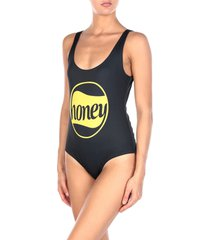 ganni one-piece swimsuits