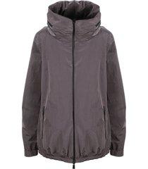 herno a-line jacket