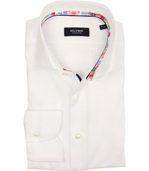 business shirt olymp signature wit effen