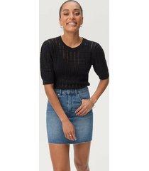 jeanskjol vintage denim skirt