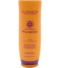 l'anza art elements polyester - gel para os cabelos 125ml
