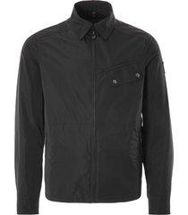 belstaff camber lightweight jacket | black | 71120222-blk