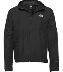 m flywght hdie outerwear sport jackets zwart the north face