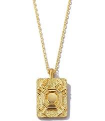 diamond cancer zodiac pendant necklace