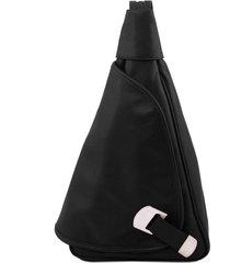 tuscany leather tl140966 hanoi - zaino in pelle morbida nero