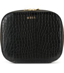 0711 large ela cosmetic bag - black