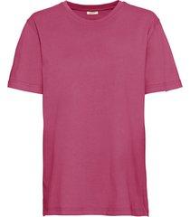 ecologisch t-shirt voor hem & haar, oleander m