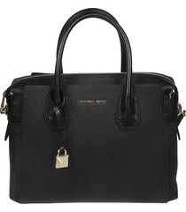 michael kors mercer belted medium tote