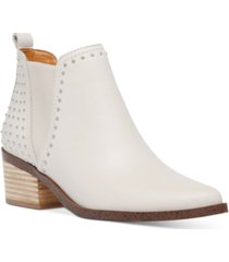 dv dolce vita zendra studded chelsea booties women's shoes