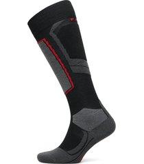 falke sk4 woolw underwear socks regular socks svart falke sport