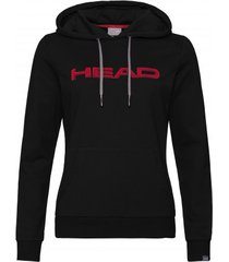 head tennistrui women club rosie black red-xl