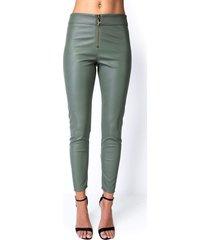 legging my favorite thing(s) resinada verde