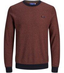 jack & jones men's crew neck sweater