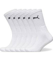 puma crew sock 6p underwear socks regular socks vit puma