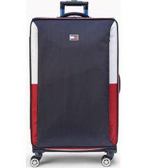 "tommy hilfiger women's 28"" soft case luggage navy -"