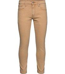 512 slim taper desert boots st skinny jeans beige levi´s men