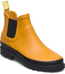 rain boots - low with elastic shoes boots ankle boots ankle boot - flat gul angulus