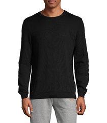 pontes slim-fit wool-blend sweater