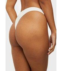 nly beach clean cut bikini panty trosa