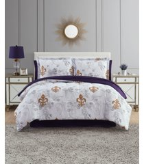 jean full 8pc comforter set bedding