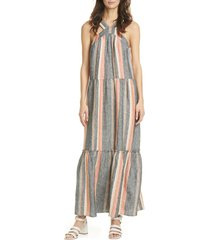 women's joie rosabel stripe maxi dress