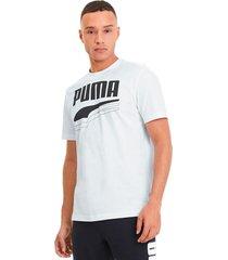 camiseta - blanco - puma - ref : 58135602