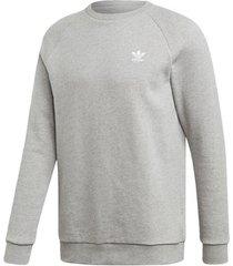 fleece jack adidas essential sweatshirt