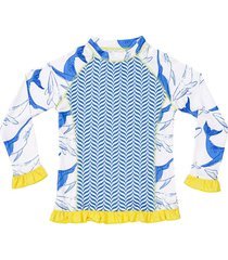 koszulka kąpielowa z filtrem uv50+ willie