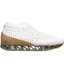 camper lab bernhard willhelm, sneaker uomo, bianco , misura 46 (eu), k300310-002
