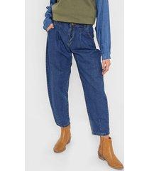 jean azul byh jeans telon slouchy