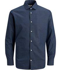 jack & jones 12185316 royal shirt overhemd navy r -