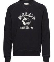 tahaa sweatshirt sweat-shirt trui zwart morris