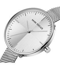 reloj mini focus mf0275l-2 para mujer-plata