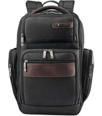 "samsonite kombi 17"" square backpack"