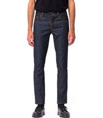 nudie jeans grim tim - true navy - 113111-nvy