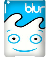 blur coffe & tv logo case for ipad mini 3rd generation