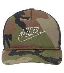 boné masculino sportswear classic 99 - verde