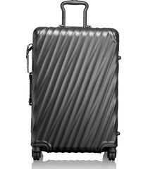 tumi 19-degree collection 26-inch wheeled aluminum short trip packing case - black
