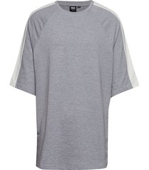baron tee t-shirts short-sleeved grå dr. denim