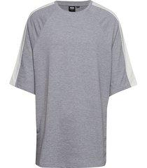 baron tee t-shirts short-sleeved grå dr. denim