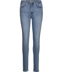 721 high rise skinny have a ni skinny jeans blå levi´s women